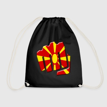 Macedonia - Drawstring Bag