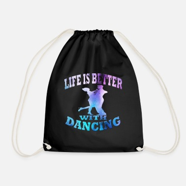 Dance Dance - Drawstring Bag