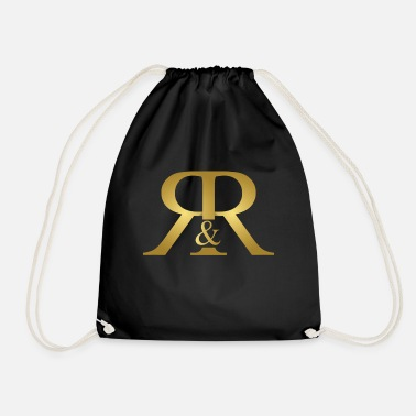 Ron Roll & Ron - Drawstring Bag