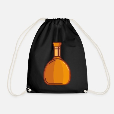 Liquor Liquor bottle, gift liquor alcohol drink - Drawstring Bag