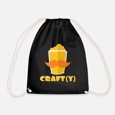 Crafting Craft - Drawstring Bag