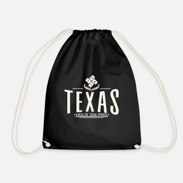 Texas Holdem Texas Hold'Em - Turnbeutel