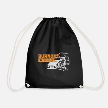 Burnout Burnout - Sac à dos cordon
