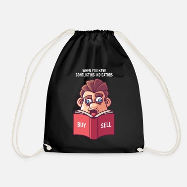 Indicator Conflicting indicators - Drawstring Bag