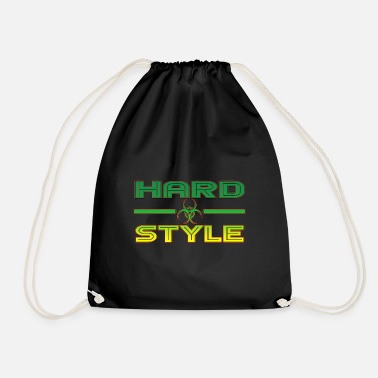Jumpstyle Hardstyle Jumpstyle Rave - Drawstring Bag
