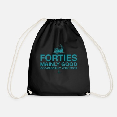 Forty Forties - Drawstring Bag