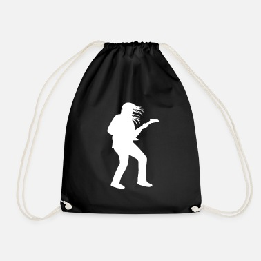 Rock Music Rock music - Drawstring Bag