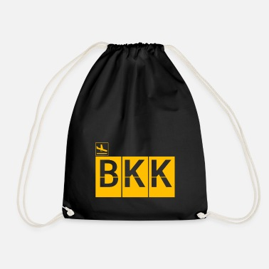 Wunderlust Destination - Bangkok - Drawstring Bag