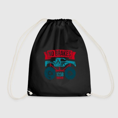 Monster truck - Drawstring Bag