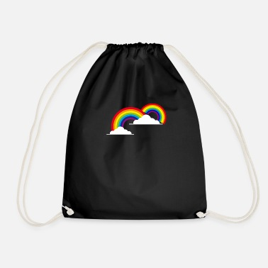 Rainbow rainbow rainbow - Drawstring Bag