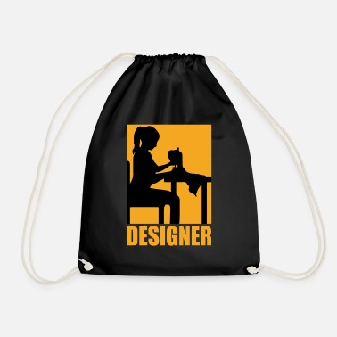 Design Designer design - Drawstring Bag