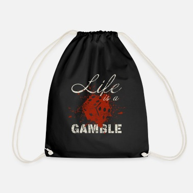 Casino Casino - Drawstring Bag
