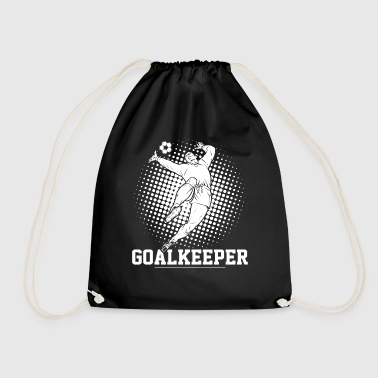 Goalkeeper goalkeeper - Drawstring Bag