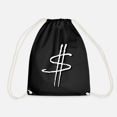 Cash Money $ cash money money - Drawstring Bag