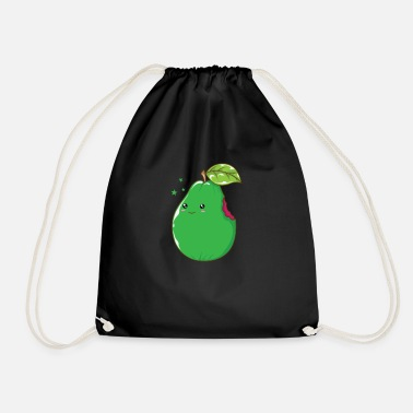 Sleeping Guava guava fruit - Drawstring Bag