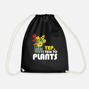 Plant Plants Plants - Drawstring Bag