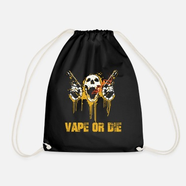 VAPE OR DIE - Drawstring Bag