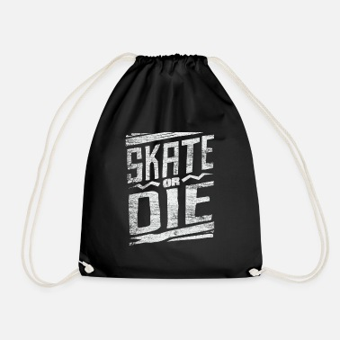 Patinage Skate skateboard - Sac à dos cordon