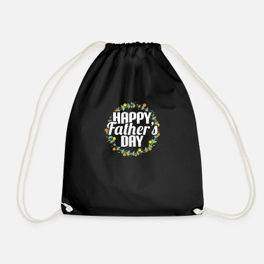 Fathers Day Father's day - Drawstring Bag
