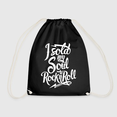 Rock 'n roll soul - Drawstring Bag
