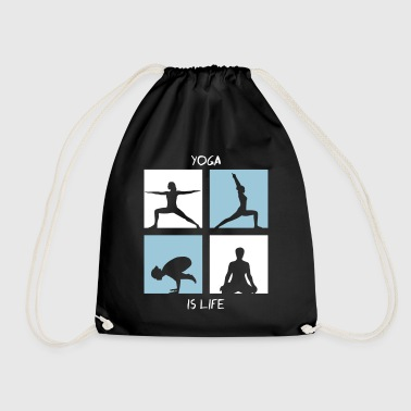 Yoga is life - Gymbag