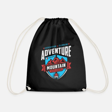 Graphic Art Adventure Graphic Art - Drawstring Bag