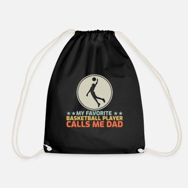Shoes Basketball Dad Father Father's Day Sport Apparel - Drawstring Bag