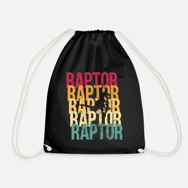 Raptor Raptor - Drawstring Bag