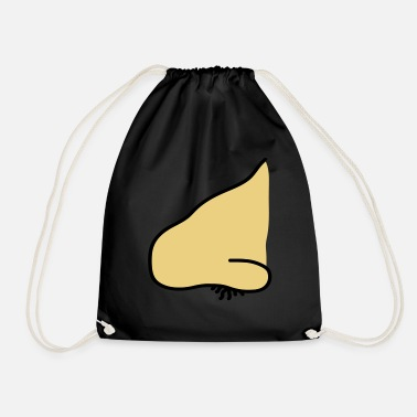 Nose nose - Drawstring Bag