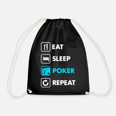Casino Poker Gambling Casino Poker Face Gift - Mochila saco