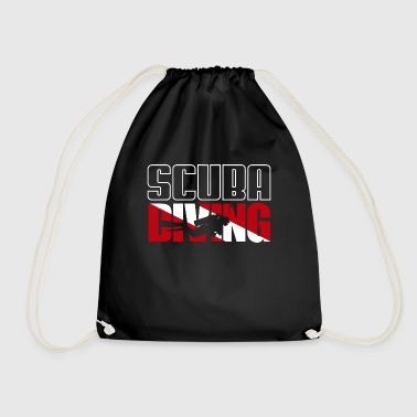 Scuba diving - Drawstring Bag