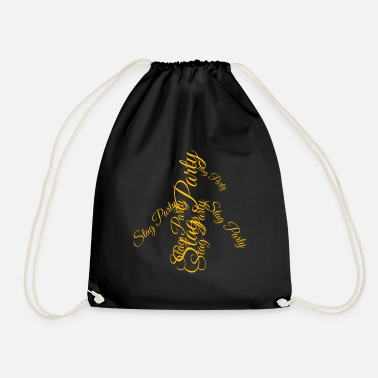 Stag Party Stag Party - Drawstring Bag
