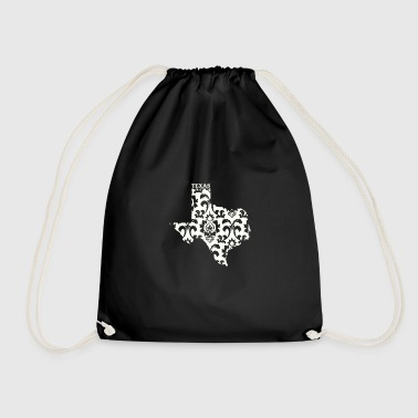 Texas - Drawstring Bag