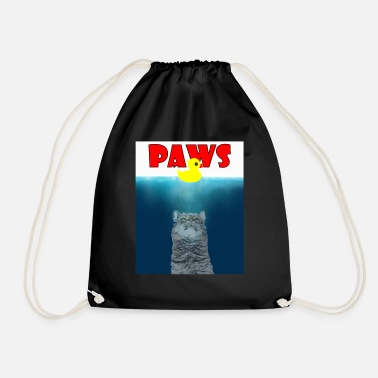 Paw Paws - Paws - - Drawstring Bag