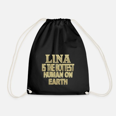 Lina Lina - Drawstring Bag