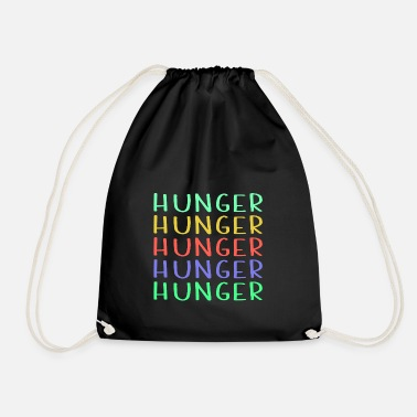 Hunger Shop Colorful Hunger Design - Sac de sport léger