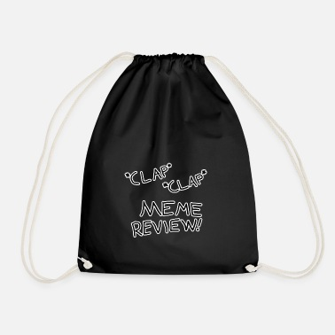 Review Meme Review - Drawstring Bag