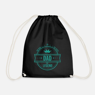 Fathers Day Father's Day Father's Day gift - Drawstring Bag