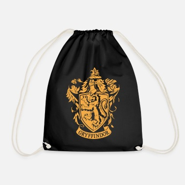 Harry Potter Gryffindor Coat of Arms small - Gymnastikpåse