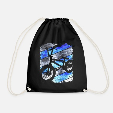 Bmx Bmx - BMX - bmx bike bike - BMX riding - Drawstring Bag