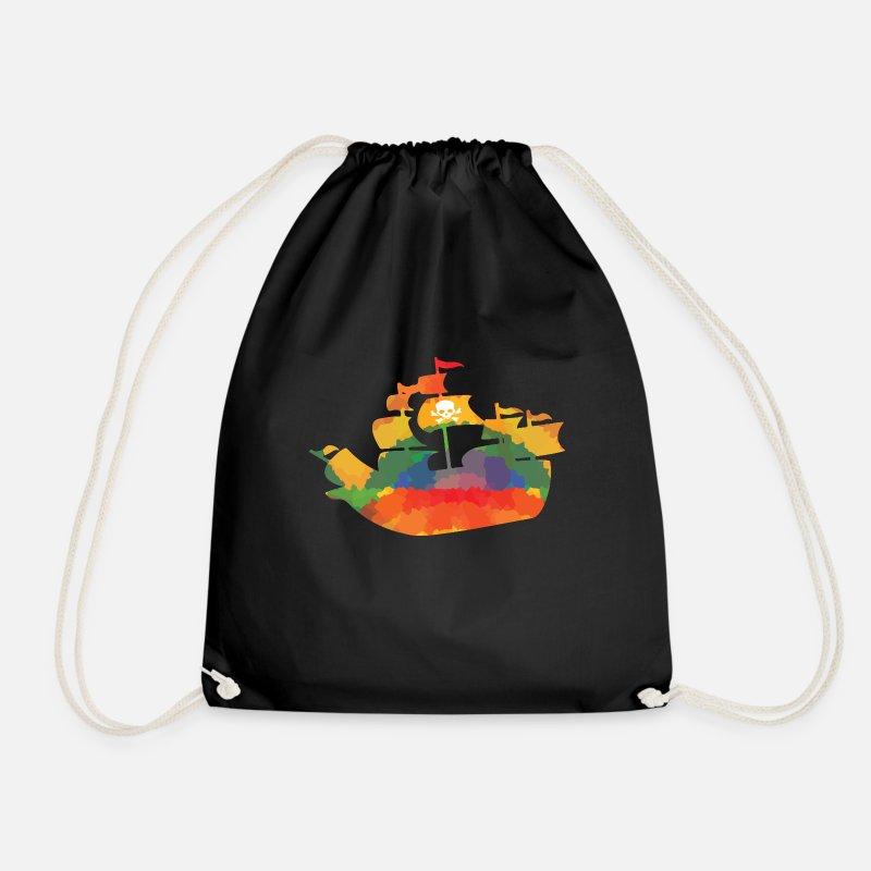 Bestill Sjørøverskute Vesker & ryggsekker på nett | Spreadshirt