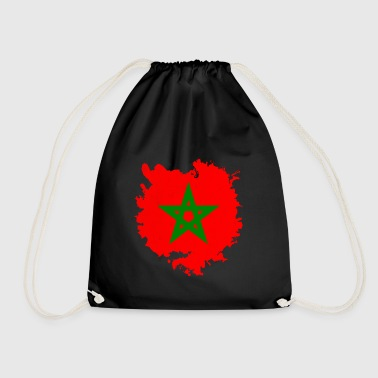Morocco - Drawstring Bag