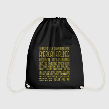 Holdem Texas Holdem Starting Hands - Drawstring Bag