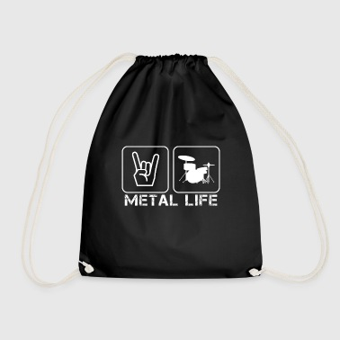 Heavy Metal - Drawstring Bag