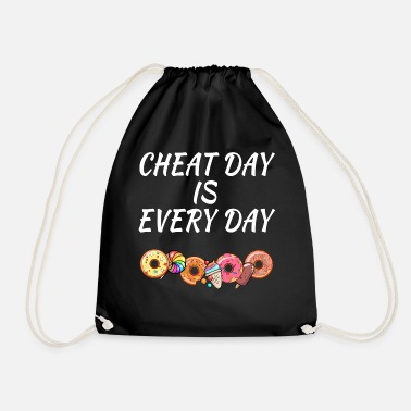 Day Cheat Day is Every Day - Gymtas