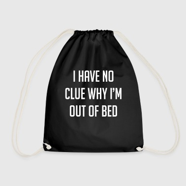 funny witty sayings sarcastic sarcasm - Drawstring Bag