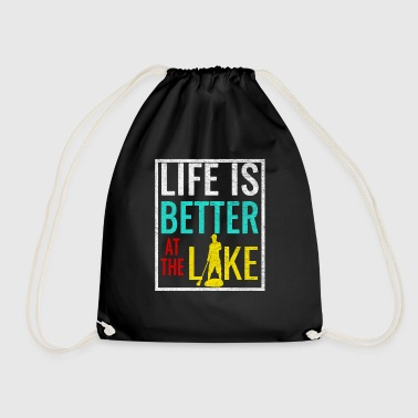 Paddle Paddle paddles - Drawstring Bag