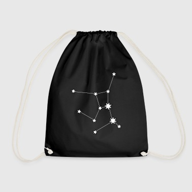 Hercules Hercules Hercules zodiac constellation night - Drawstring Bag