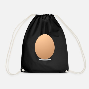 Egg egg egg - Drawstring Bag