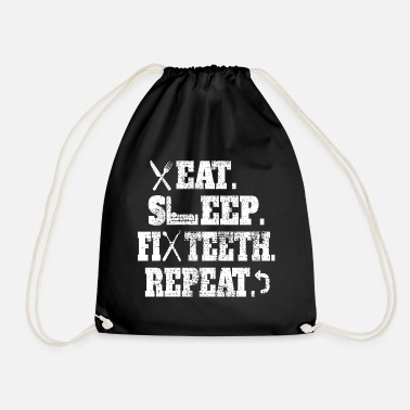 Dental Dentist Dental Technician Dental Assistant - Drawstring Bag